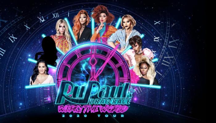 RuPaul's Drag Race: Werq the World Tour 2020