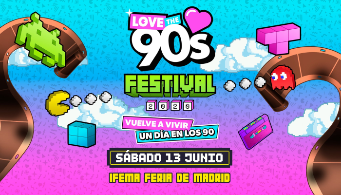 Love the 90´s Festival