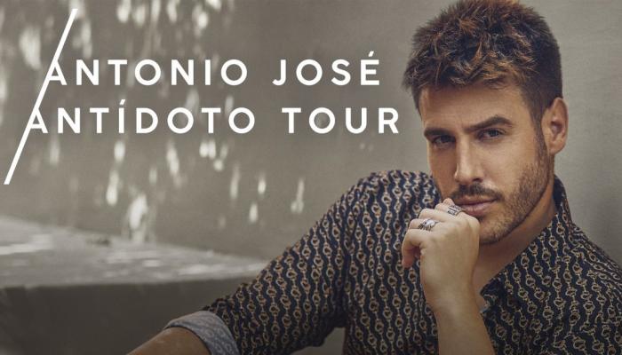 Antonio José - Antídoto Tour
