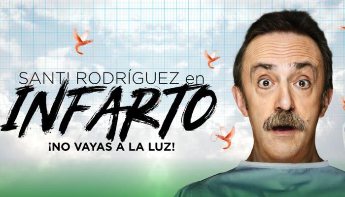 Santi Rodríguez - Infarto: ¡No vayas a la luz!