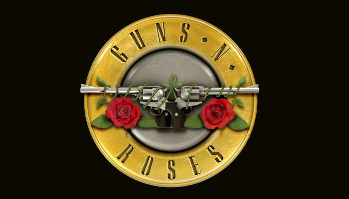Guns'N'Roses - Early Entry Pista A