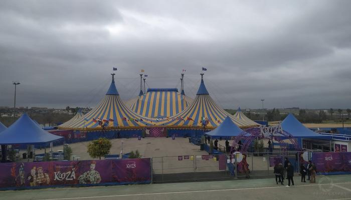 El Cirque du Soleil en España