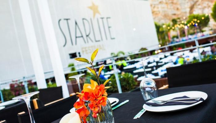 Restaurante Starlite