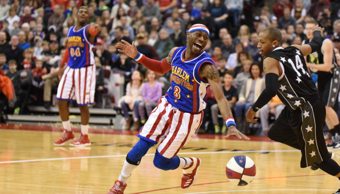 Harlem Globetrotters - No Limits World Tour 2020