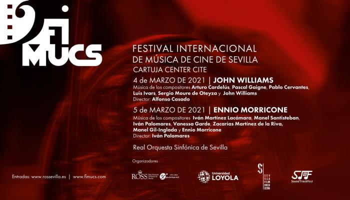 FESTIVAL INTERNACIONAL DE MUSICA DE CINE DE SEVILLA