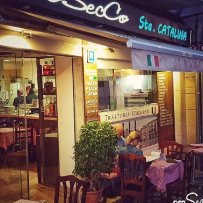 Prosecco Santa Catalina Ristorante Pizzeria