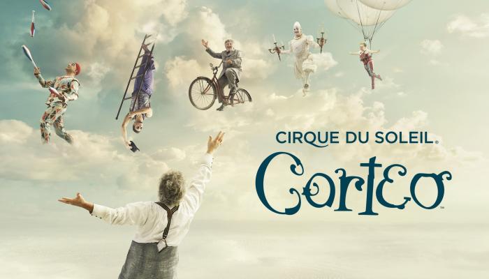"""Corteo """"Cirque du Soleil"""""""