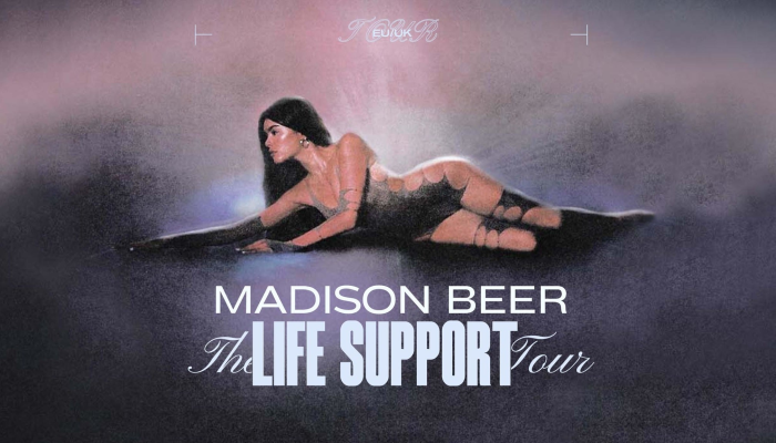 Madison Beer - VIP Tour Package.