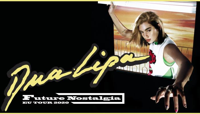 Dua Lipa: Future Nostalgia Tour - Early Entry