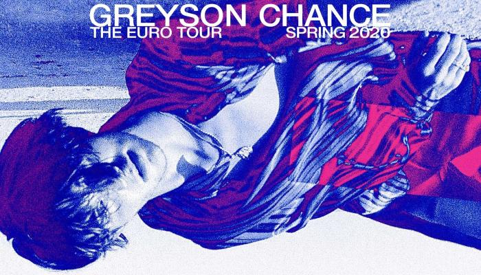 Greyson Chance - Meet & Greet